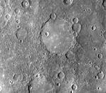 Merkür (Mariner 10 dan çekilmiş)