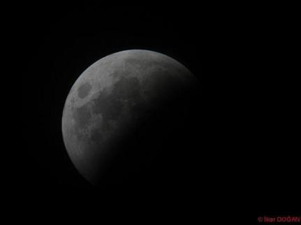 Ay Tutulması (3 Mart 2007, İlker DOĞAN)
