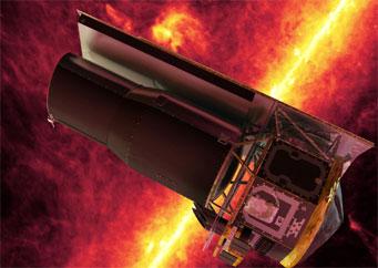 Spitzer Uzay Teleskopu