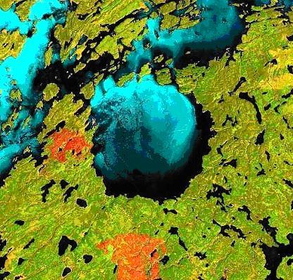 Deep Bay Krateri
