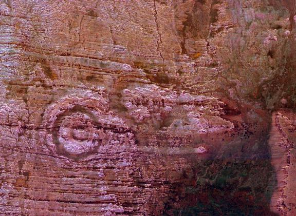 Aorounga Krateri