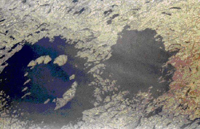 Clearwater Kraterleri