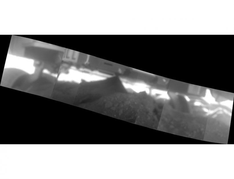 Spirit Uzay Aracı'nın çektiği resim