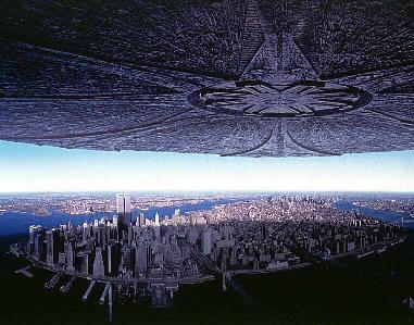 UFO ve New York