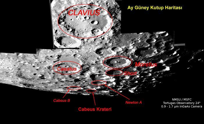 Cabeus Krateri