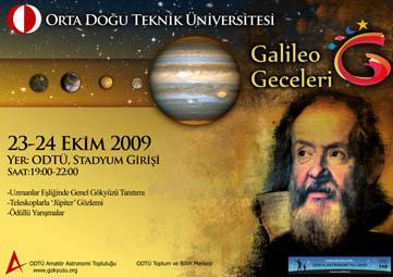 Galileo Geceleri Ekinliği