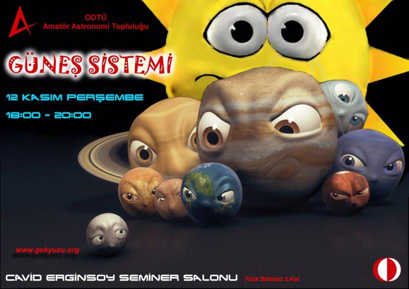 Güneş Sistemi Semineri