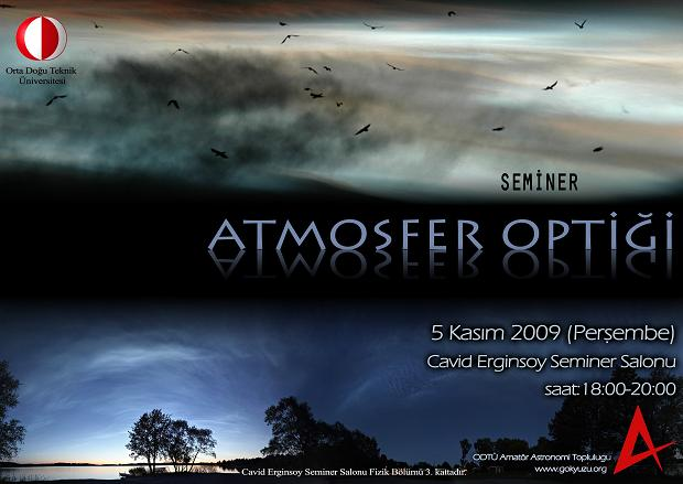 Atmosfer Optiği Semineri