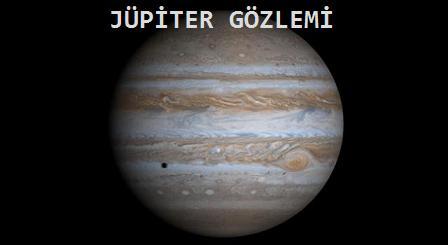 Jüpiter Gözlemi