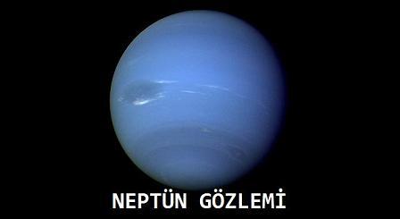 Neptün Gözlemi