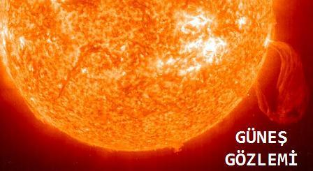 Güneş Gözlemi