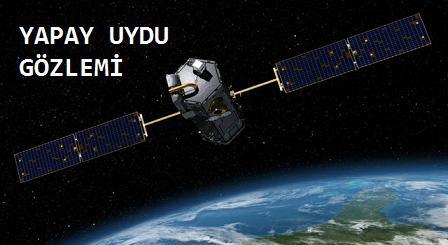 Yapay Uydu Gözlemi