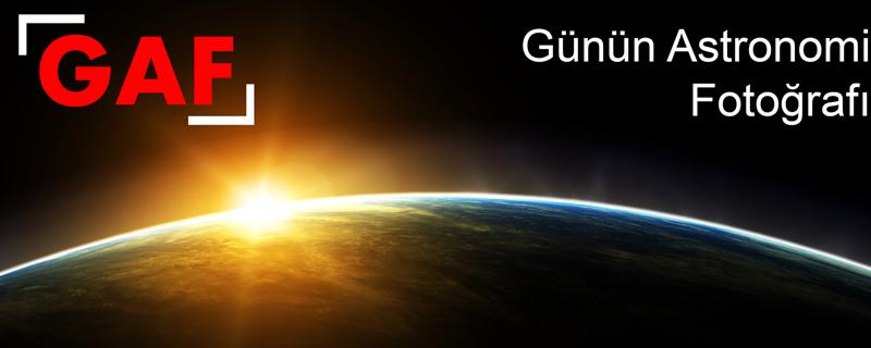 Günün Astronomi Fotoğrafı Projesi