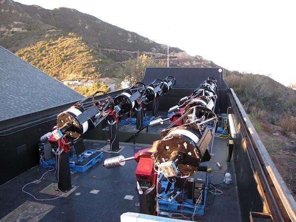 8 Teleskop