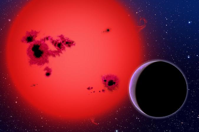 Güneş Dışı Gezegen