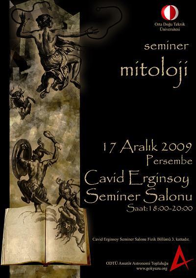 Mitoloji Semineri