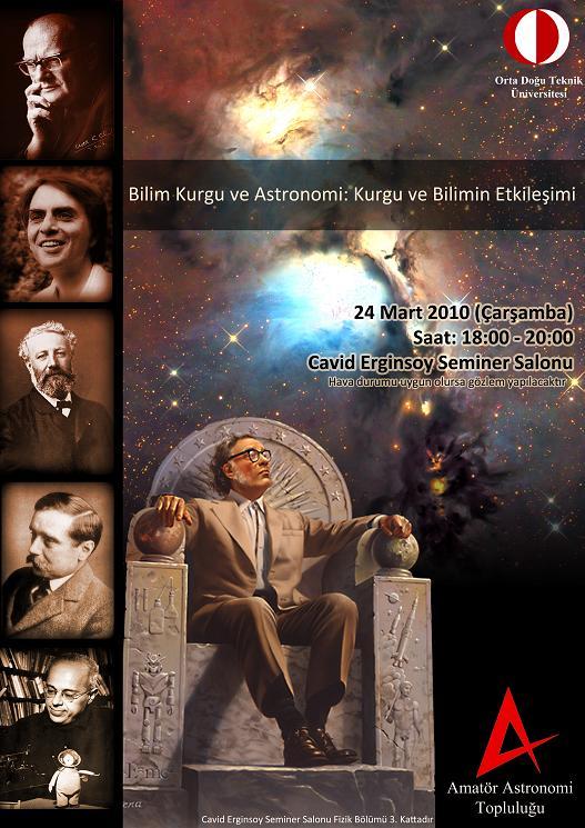 Bilim Kurgu ve Astronomi  Semineri