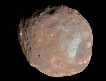 Phobos'un Sırları Açığa Çıkıyor