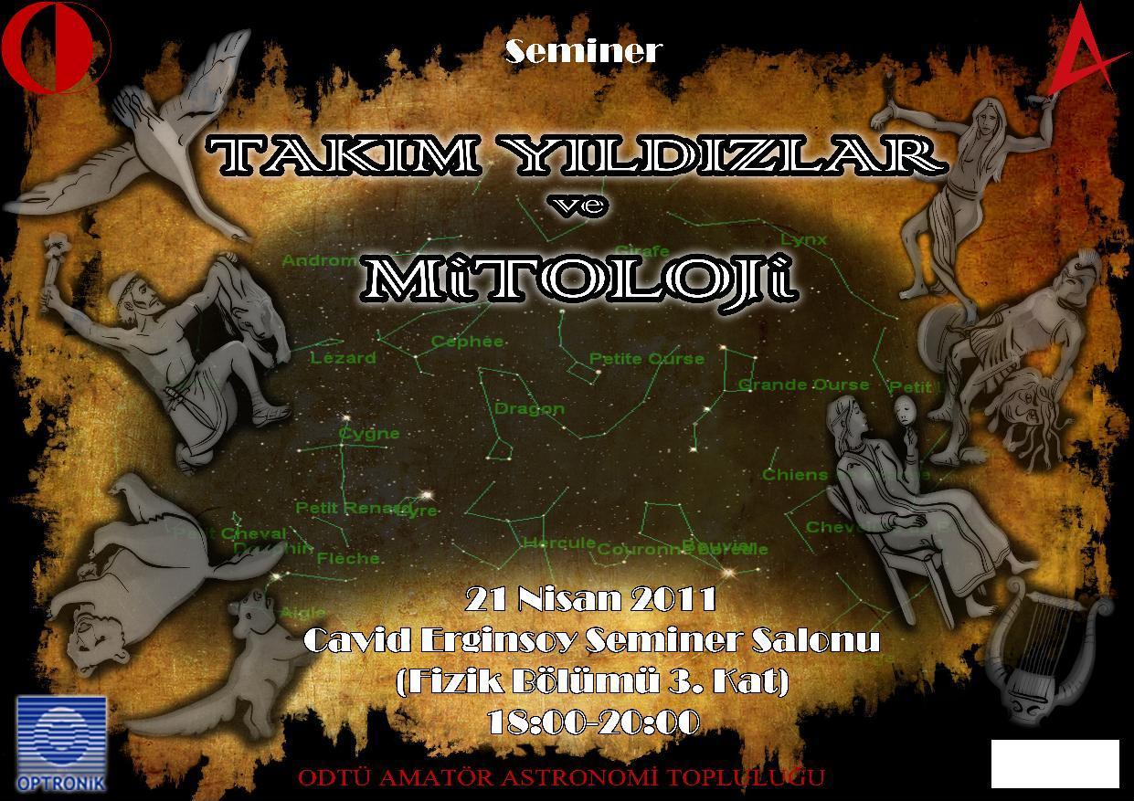 Mitoloji ve Takımyıldızlar Semineri