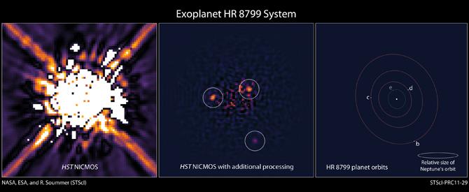 Astronomlar Hubble Uzay Teleskop'unun 10 Yıllık Verilerinde Bulunması Zor Diye Tabir Edilen Bir Gezegen Buldu