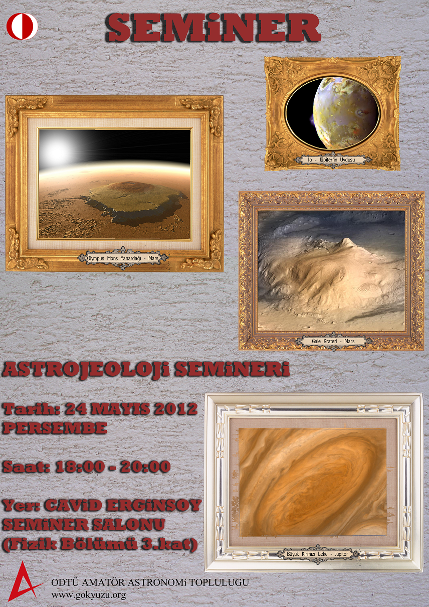 Astrojeoloji Semineri