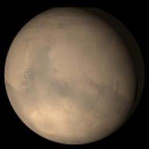 Mars'tan Biyolojik Olmayan Organik Karbon
