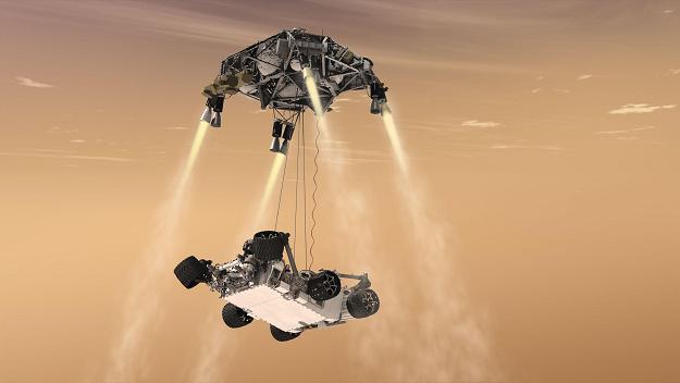 Mars'a 4 Gün Kala...