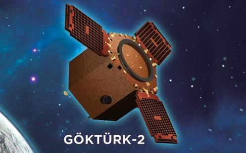 Göktürk - 2 Uydusu