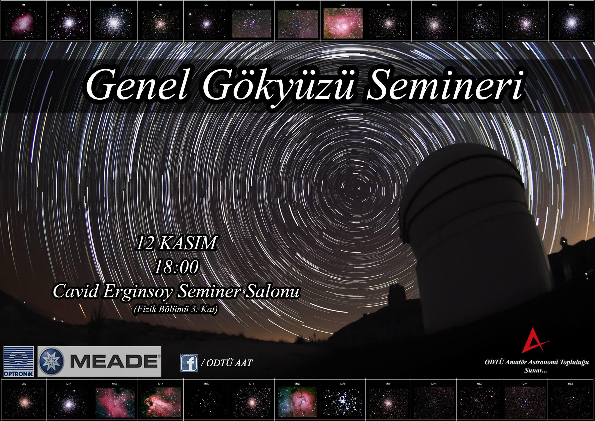 Genel Gökyüzü Semineri