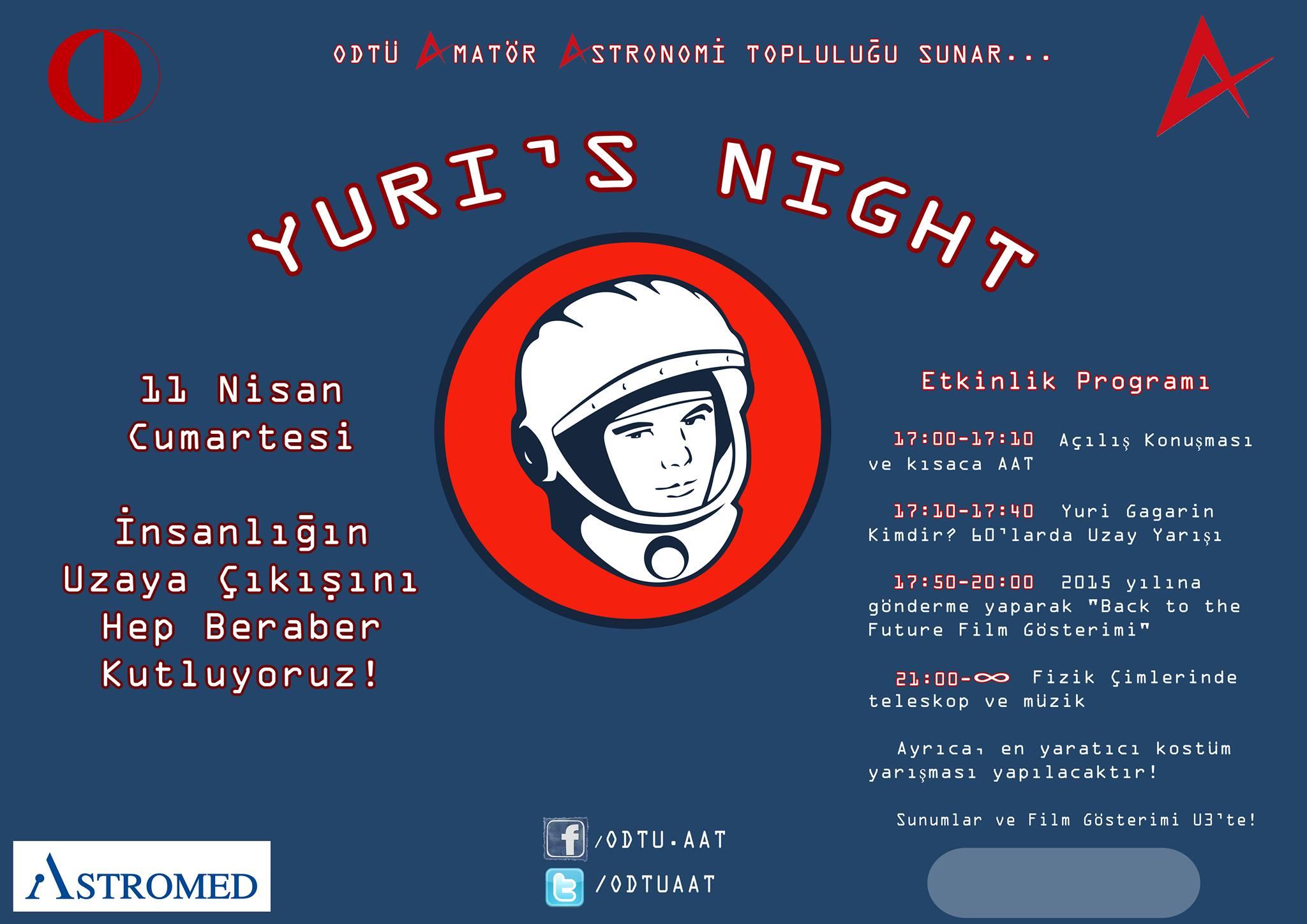 2015 Yuri Gecesi