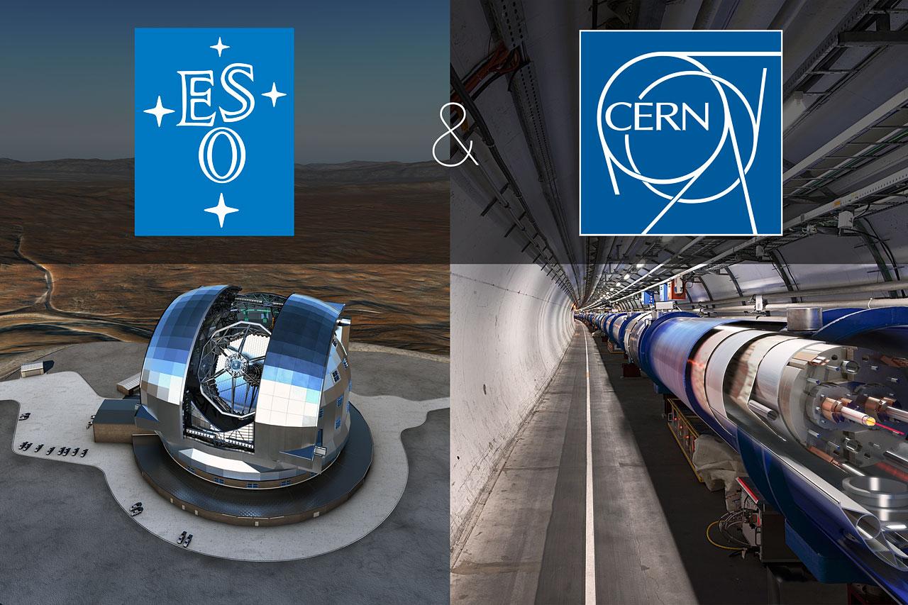 ESO&CERN