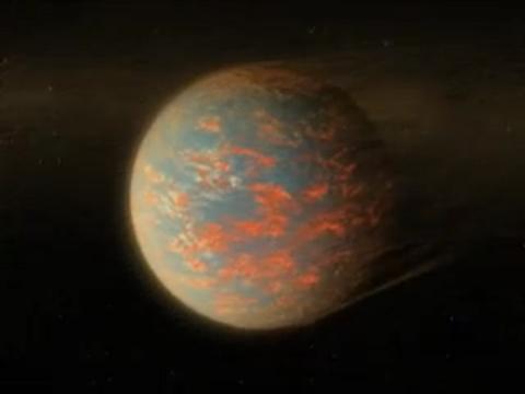 Cancri 55 e: Bir Lav Dünyasındaki İklim Örüntüsü
