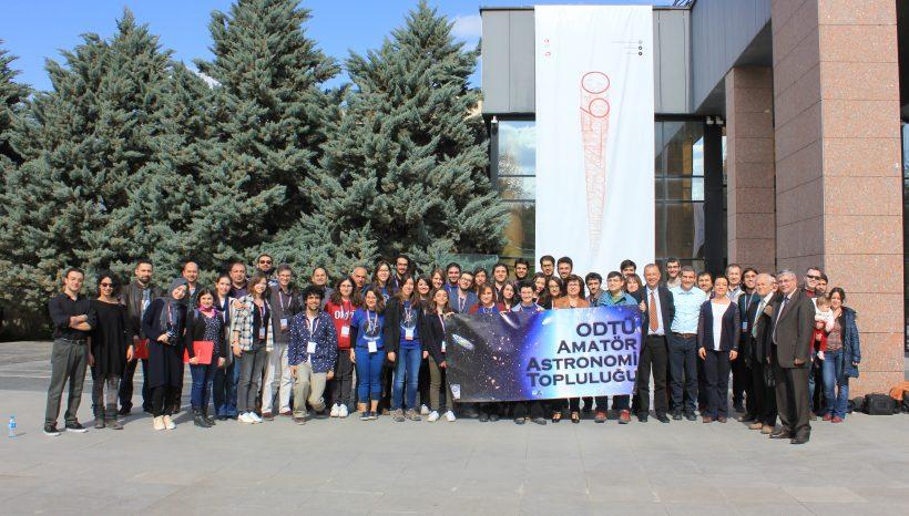 30. yılında ODTÜ Amatör Astronomi Topluluğu