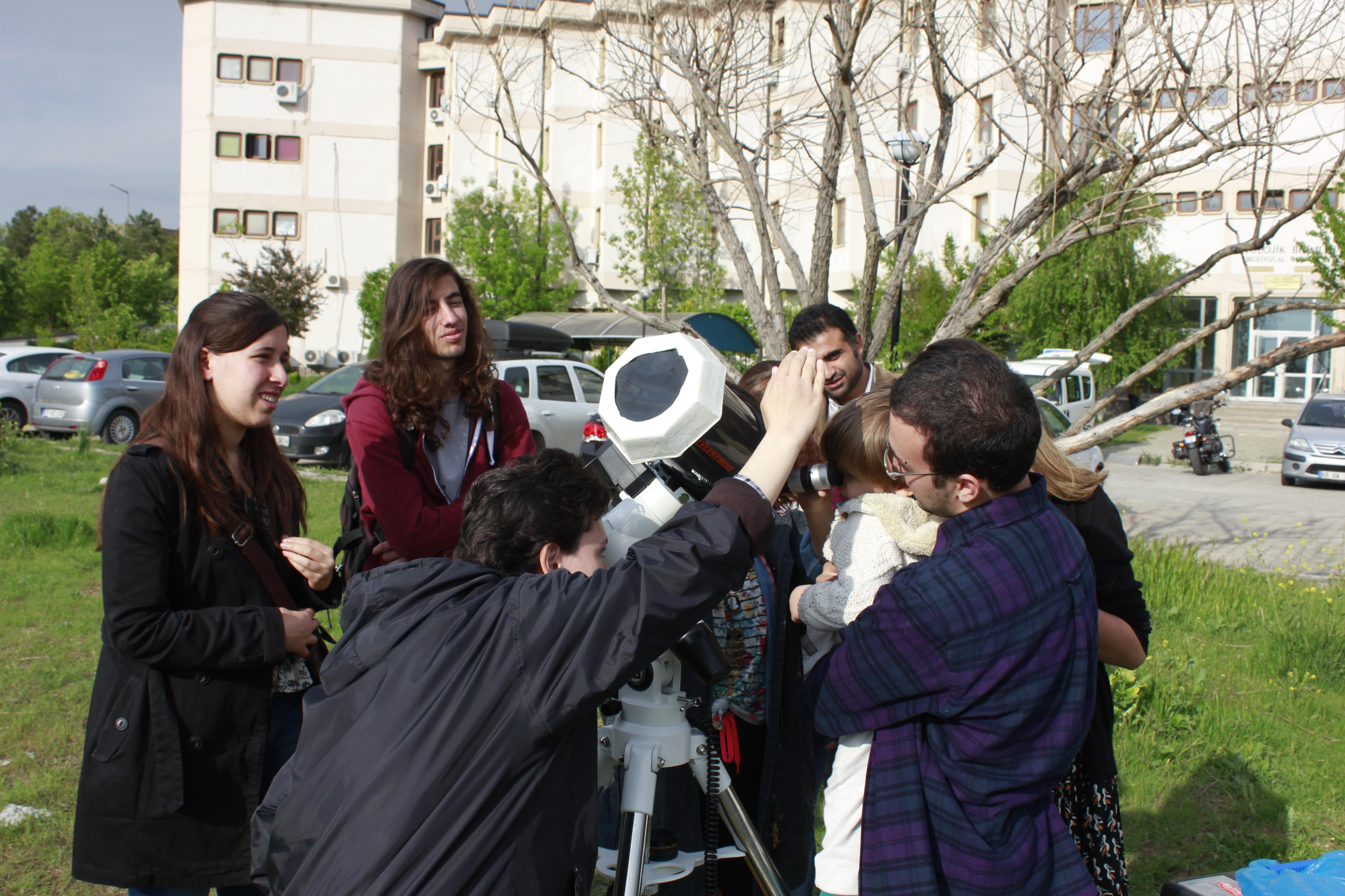 Minik Astronom