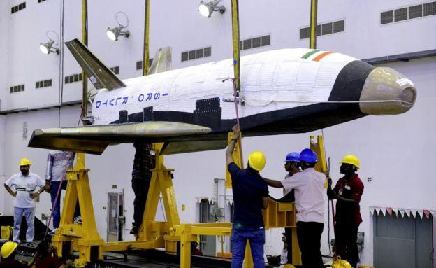 India's shuttle
