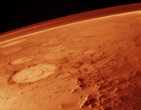 Mars. Telif: NASA