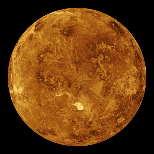 Venüs. Telif: NASA