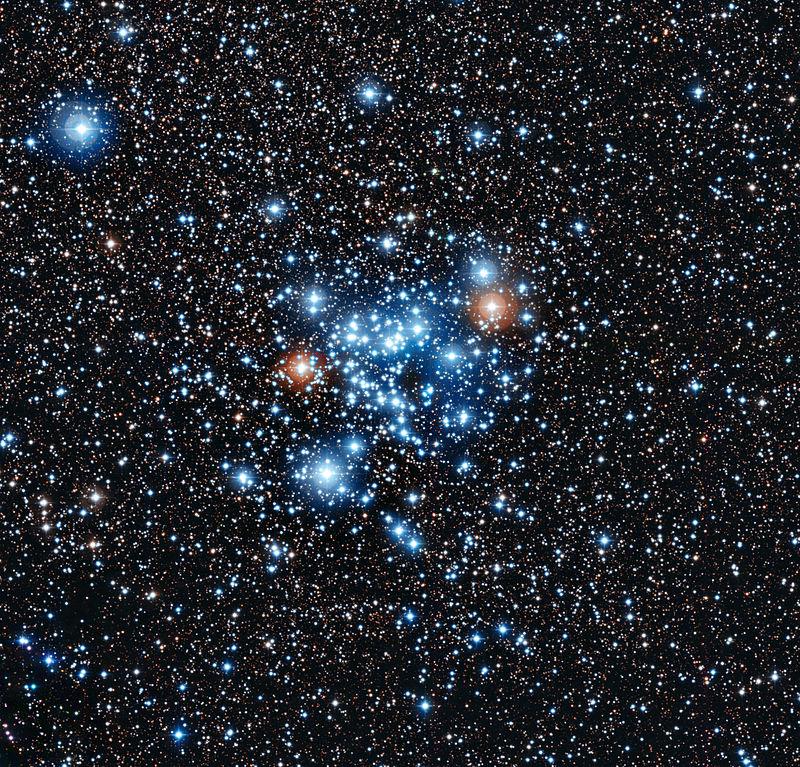 NGC 3766 - İnci Açık Yıldız Kümesi