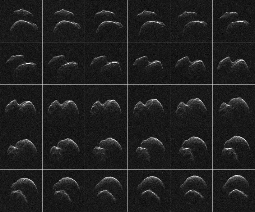 asteroid2014JO25_goldstone