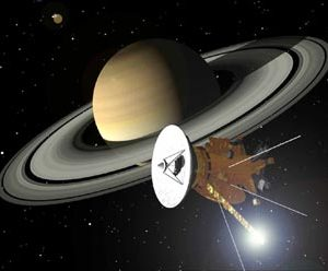 Cassini ile Satürn
