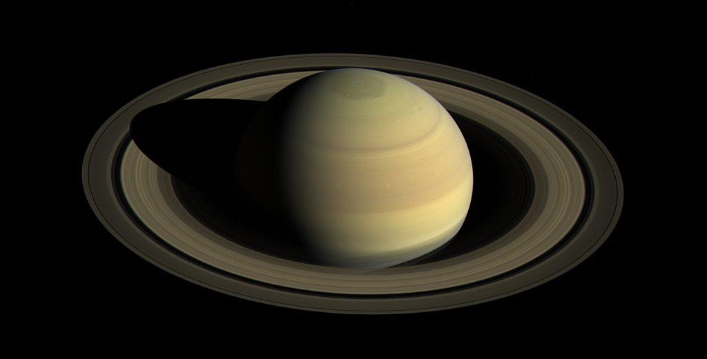 Cassini'nin gözünden Satürn