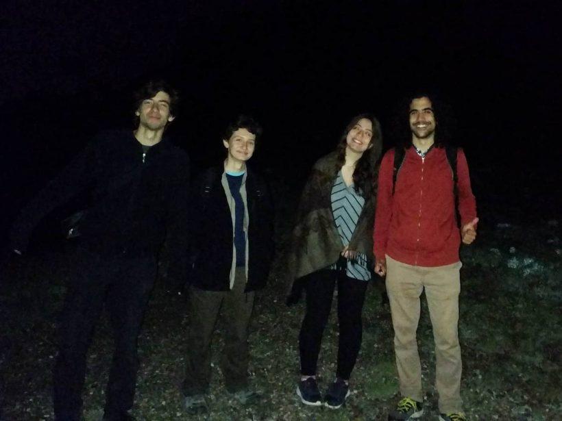 Gölet'te gözlem yapan yıldız çocukları